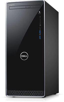 ПК Dell Vostro 3670 MT i5 9400/8Gb/1Tb 7.2k/UHDG 630/DVDRW/CR/LinUb/kb/m/черный (плохая упаковка)
