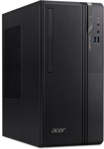 ПК Acer Veriton ES2730G MT i3 8100/8Gb/1Tb 7.2k/UHDG 630/W10Pro/черный (плохая упаковка)