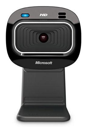 Камера Web Microsoft LifeCam HD-3000 USB Win (T3H-00013) (плохая упаковка)