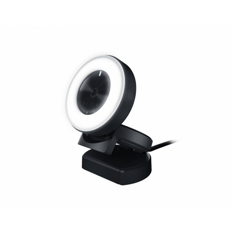 Камера Web Razer Kiyo черный 4Mpix (1920x1080) USB2.0 с микрофоном