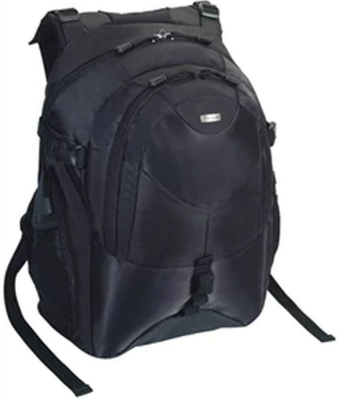 """Рюкзак для ноутбука 16"""" Dell Targus Campus черный/черный нейлон (460-BBJP) (плохая упаковка)"""