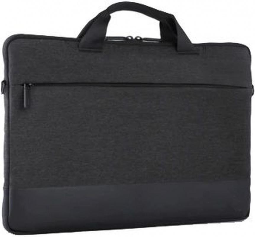 """Чехол для ноутбука 14"""" Dell Premier Sleeve черный нейлон (460-BCFM)"""