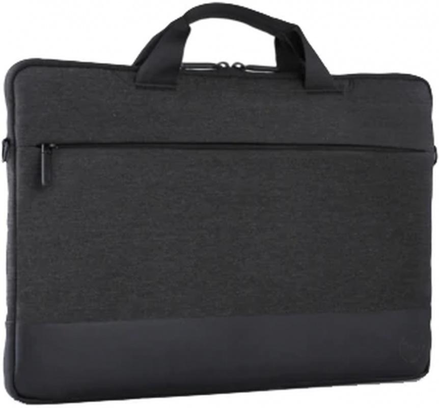 "Чехол для ноутбука 15.6"" Dell Pro Sleeve черный нейлон (460-BCFJ)"