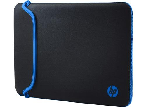 "Чехол для ноутбука 14"" HP Chroma черный/синий неопрен (V5C27AA)"