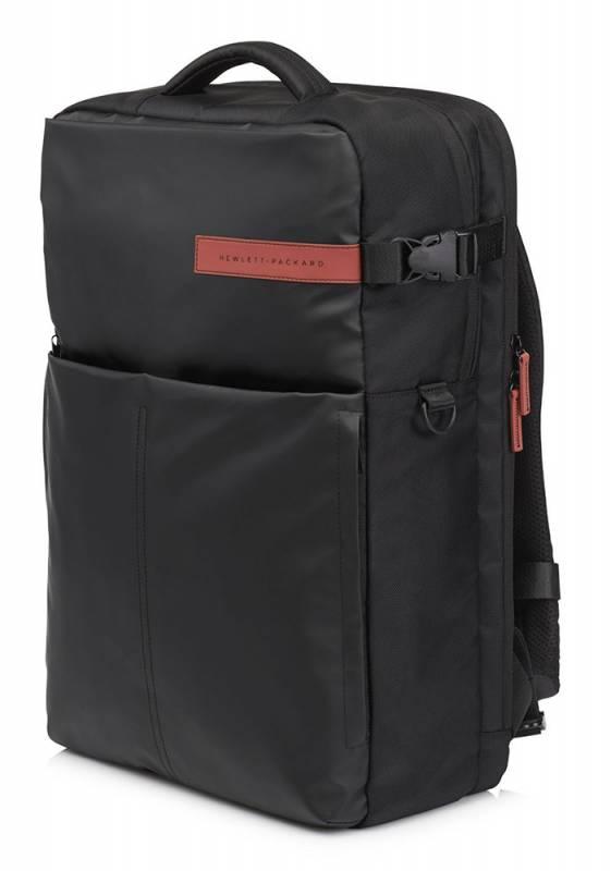 """Рюкзак для ноутбука 17.3"""" HP Omen Gaming черный/красный (K5Q03AA)"""