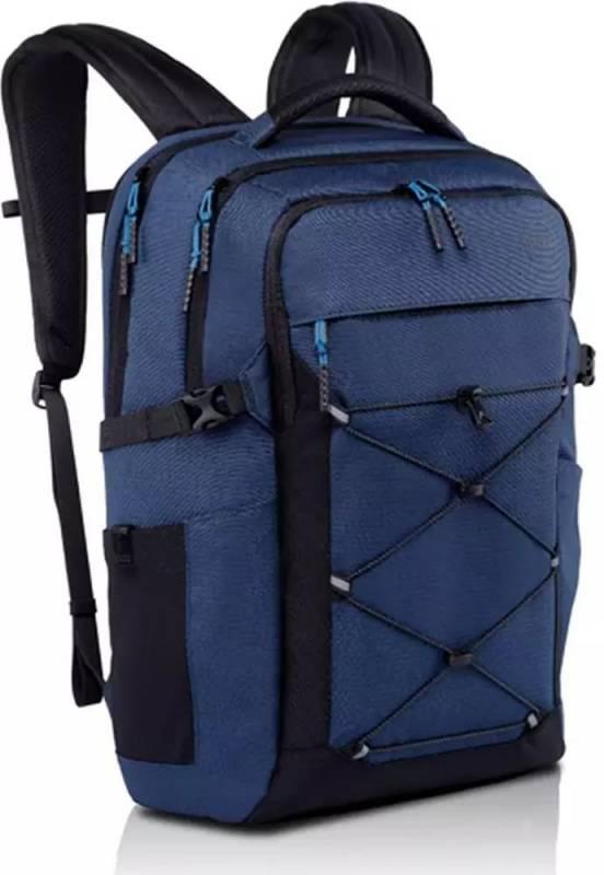 """Рюкзак для ноутбука 15.6"""" Dell Energy черный/синий нейлон (460-BCGR) (плохая упаковка)"""