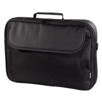 """Сумка для ноутбука 17.3"""" Hama Sportsline Montego черный политекс (00101739)"""