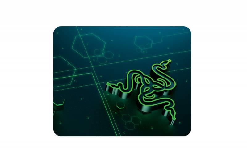 Коврик для мыши Razer Goliathus Mobile зеленый/рисунок