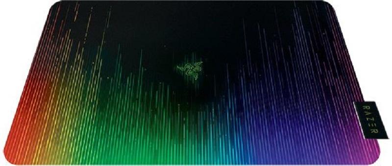 Коврик для мыши Razer Sphex V2 Regular зеленый/рисунок