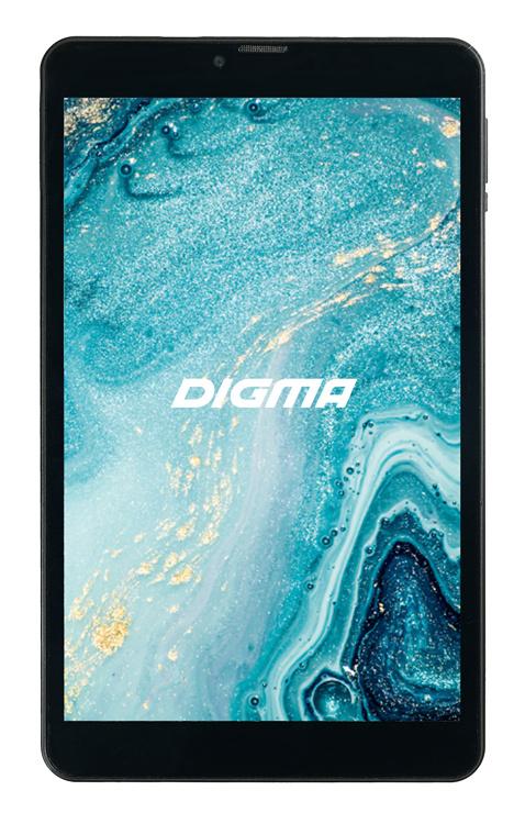 "Планшет Digma CITI 8592 3G MTK8321 (1.3) 4C/RAM2Gb/ROM32Gb 8"" IPS 1280x800/3G/Android 9.0/черный/2Mpix/0.3Mpix/BT/GPS/WiFi/Touch/microSD 64Gb/minUSB/3500mAh"