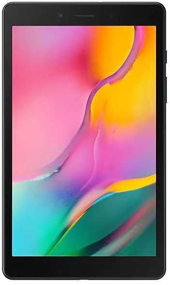 "Планшет Samsung Galaxy Tab A SM-T290 (2.0) 4C/RAM2Gb/ROM32Gb 8"" TFT 1280x800/Android 9.0/черный/8Mpix/2Mpix/BT/WiFi/Touch/microSD 512Gb/minUSB/5100mAh"