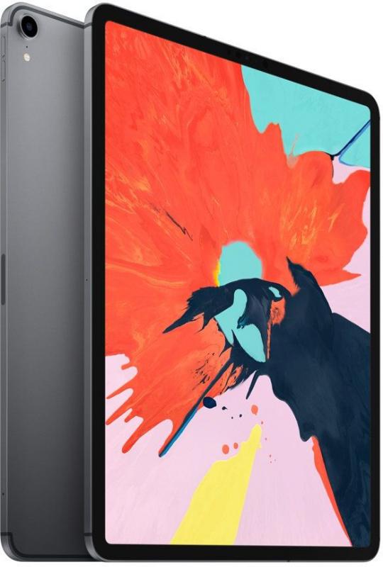 "Планшет Apple iPad Pro MTFR2RU/A A12X Bionic/ROM1000Gb 12.9"" IPS 2732x2048/iOS/темно-серый/12Mpix/7Mpix/BT/WiFi/Touch/10hr"
