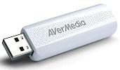 Тюнер-ТВ Avermedia TD310 внешний USB PDU