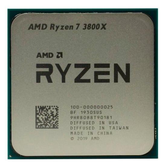 Процессор AMD Ryzen 7 3800X AM4 (100-100000025BOX) (3.9GHz) Box