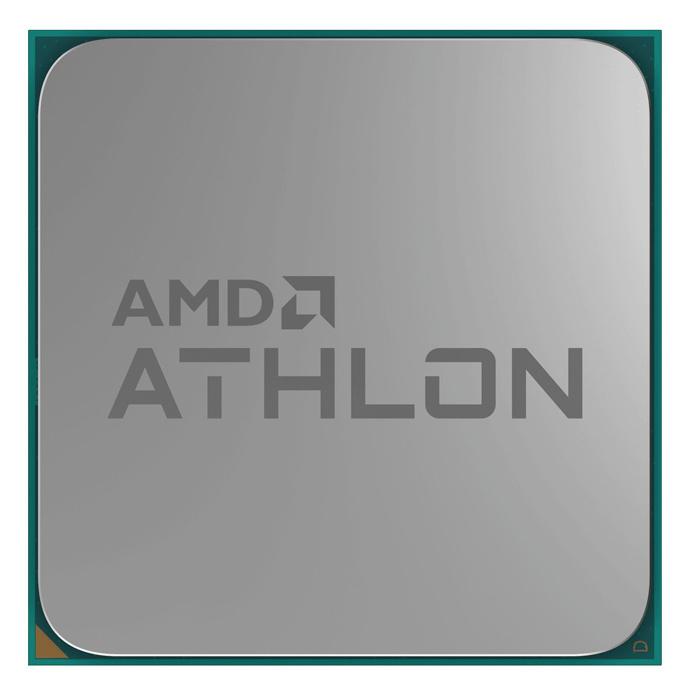 Процессор AMD Athlon 220GE AM4 (YD220GC6FBBOX) (3.4GHz/100MHz/Radeon Vega 3) Box