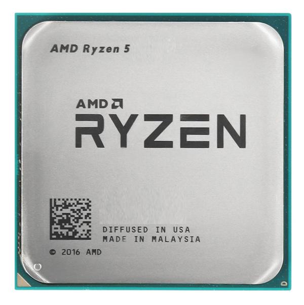 Процессор AMD Ryzen 5 2600 AM4 (YD2600BBAFBOX) (3.4GHz) Box (плохая упаковка)