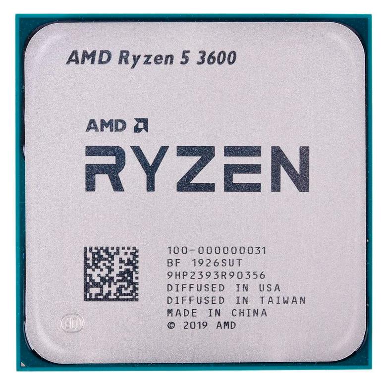 Процессор AMD Ryzen 5 3600 AM4 (100-100000031BOX) (3.6GHz) Box