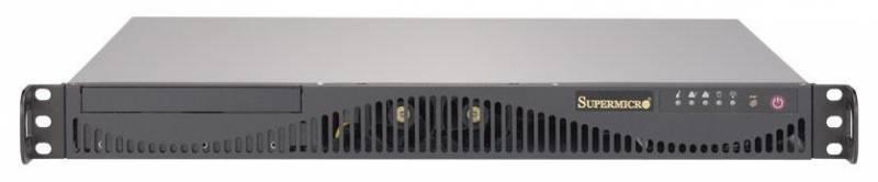Платформа SuperMicro SYS-5019S-ML RAID 1x350W