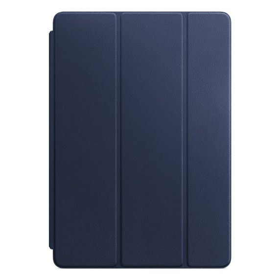 """Чехол Apple для Apple iPad Pro 10.5"""" Smart Cover полиуретан темно-синий (MPUA2ZM/A)"""