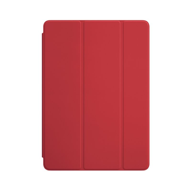 "Чехол Apple для Apple iPad 9.7""/iPad 2018 Smart Cover полиуретан красный (MR632ZM/A)"