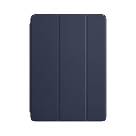 "Чехол Apple для Apple iPad 9.7""/iPad 2018 Smart Cover полиуретан темно-синий (MQ4P2ZM/A)"