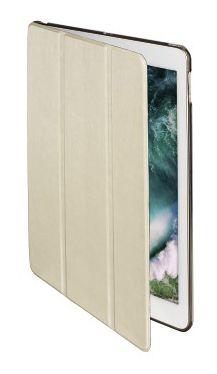 """Чехол Hama для Apple iPad 9.7""""/iPad 2018 Fold Clear полиуретан бежевый (00106462)"""