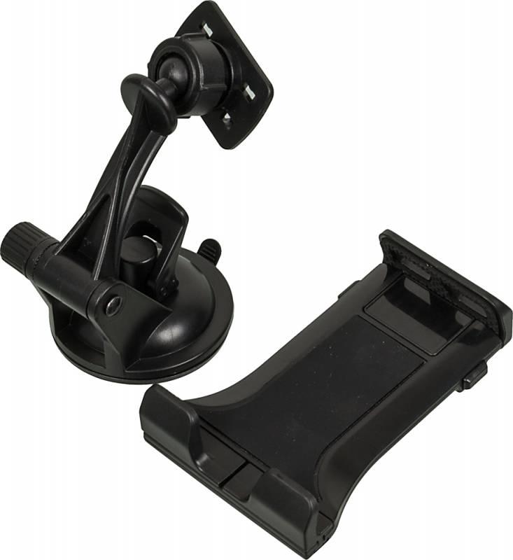 Автомобильный держатель Wiiix для планшетных компьютеров KDS-WIIIX-01T черный (плохая упаковка)