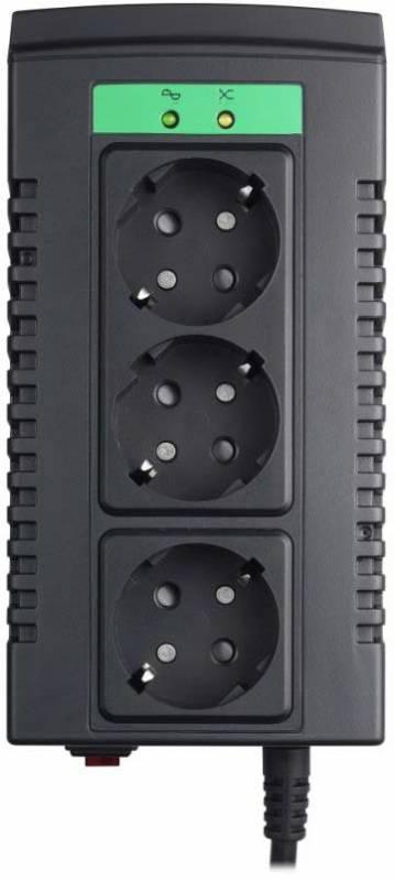 Стабилизатор напряжения APC Line-R LS1000-RS 1000Вт 1000ВА (плохая упаковка)