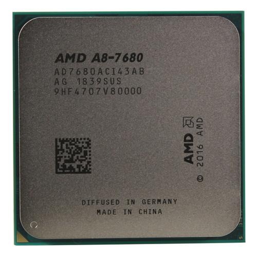 Процессор AMD A8 7680 FM2+ (AD7680ACABBOX) (3.5GHz/AMD Radeon R7) Box