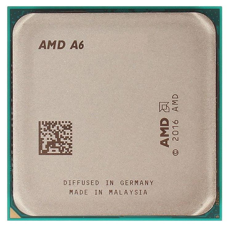 Процессор AMD A6 7480 FM2+ (AD7480ACABBOX) (3.5GHz/AMD Radeon R5) Box
