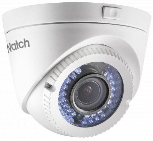 Камера видеонаблюдения Hikvision HiWatch DS-T209P 2.8-12мм HD-TVI цветная корп.:белый