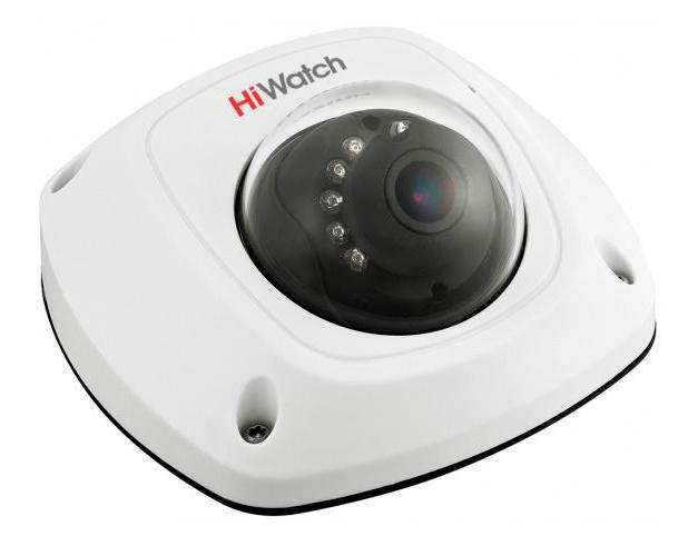 Камера видеонаблюдения Hikvision HiWatch DS-T251 3.6-3.6мм HD-TVI цветная корп.:белый
