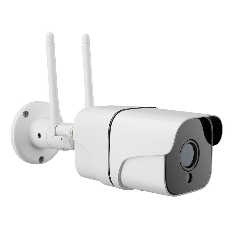 Камера видеонаблюдения Rubetek RV-3414 3.6-3.6мм цветная корп.:белый