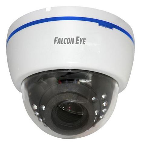 Камера видеонаблюдения Falcon Eye FE-MHD-DPV2-30 2.8-12мм HD-CVI HD-TVI цветная корп.:белый