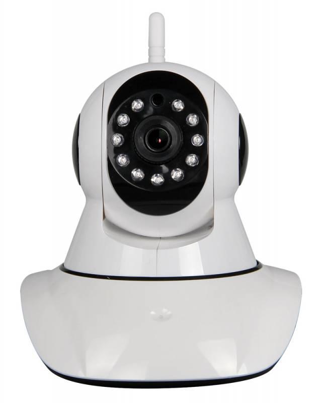 Камера видеонаблюдения Rubetek RV-3403 3.6-3.6мм цветная корп.:белый
