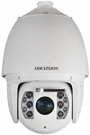 Видеокамера IP Hikvision DS-2DF7225IX-AELW 4.5-112.5мм цветная корп.:белый