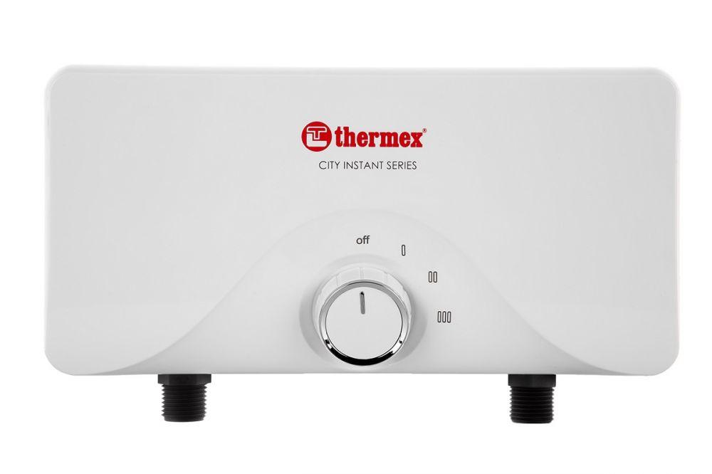 Водонагреватель Thermex City 5500 5.5кВт электрический настенный/белый