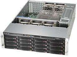 Корпус SuperMicro CSE-836BE1C-R1K23B 3U 2x1200W черный
