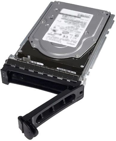 "Жесткий диск Dell 1x300Gb SAS 15K для 14G 400-ATIJ Hot Swapp 2.5/3.5"""