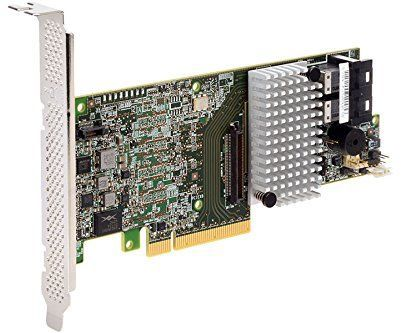 Контроллер Intel Original RS3DC080 RAID 0/1/10/5/50/6/60 LSI3108 1G (RS3DC080 934643)