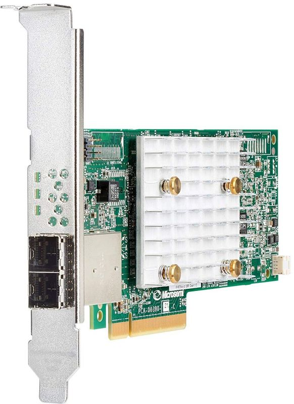 Контроллер HPE Smart Array P408e-p SR Gen10 (804405-B21)