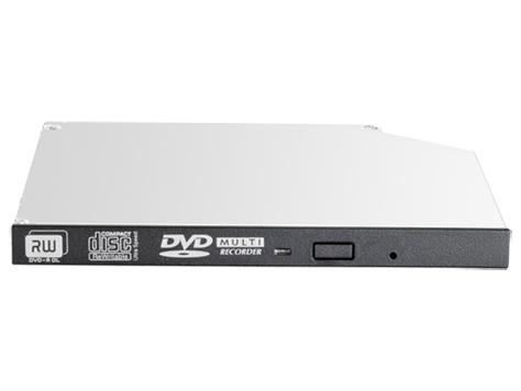 Оптический привод DVD-RW HPE Gen9 SATA 9.5mm Jb Kit (726537-B21)