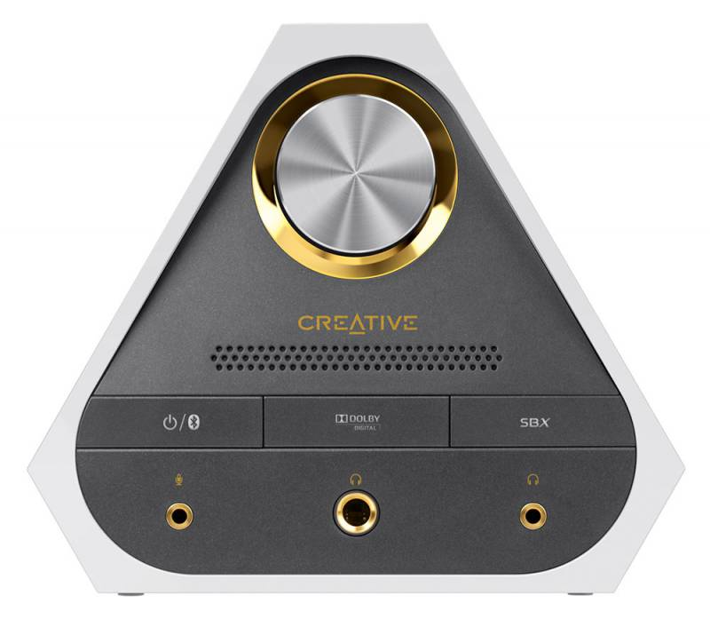 Звуковая карта Creative USB Sound Blaster X7 Limited Edition (SB-Axx1) 5.1 Ret