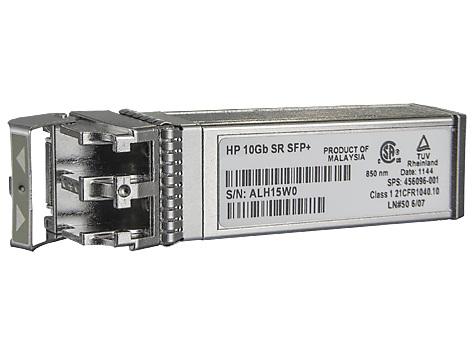 Трансивер HPE BLc 10Gb SR SFP+ Opt (455883-B21)