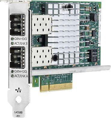 Адаптер HPE Ethernet 10Gb 2P 560SFP (665249-B21)
