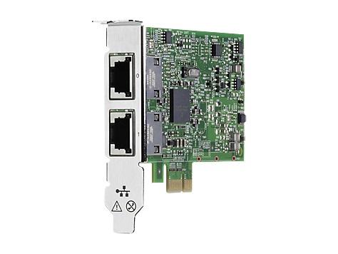 Адаптер HPE Ethernet 1Gb 2P 332T (615732-B21)