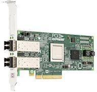 Адаптер Dell Emulex LPe12002 8Gb PCIe Low Profil Kit (406-10469)
