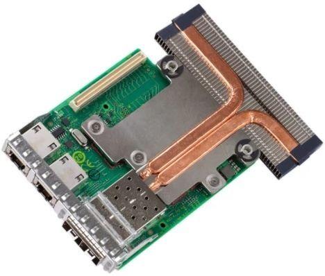 Сетевая карта Dell Intel X520 10Gb DA/SFP+ 2P I350 1Gb Network Daughter (540-BBHJ)