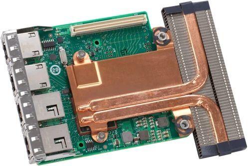 Сетевая карта Dell 540-BBHI X540 DP 10Gb + i350 DP 1Gb Network Daughter Card (плохая упаковка)