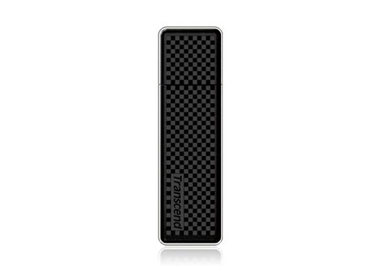 Флеш Диск Transcend 128Gb Jetflash 780 TS128GJF780 USB3.0 черный/серый